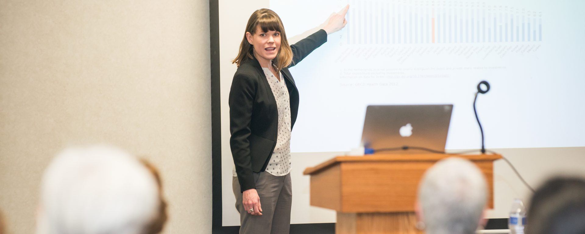 Christy Chapin, History, publishes article explaining evolution of U.S. healthcare system