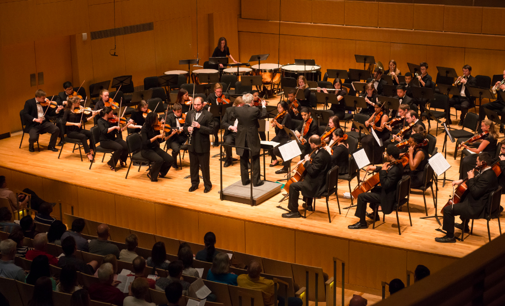 E. Michael Richards and UMBC Symphony receive recognition from The American Prize