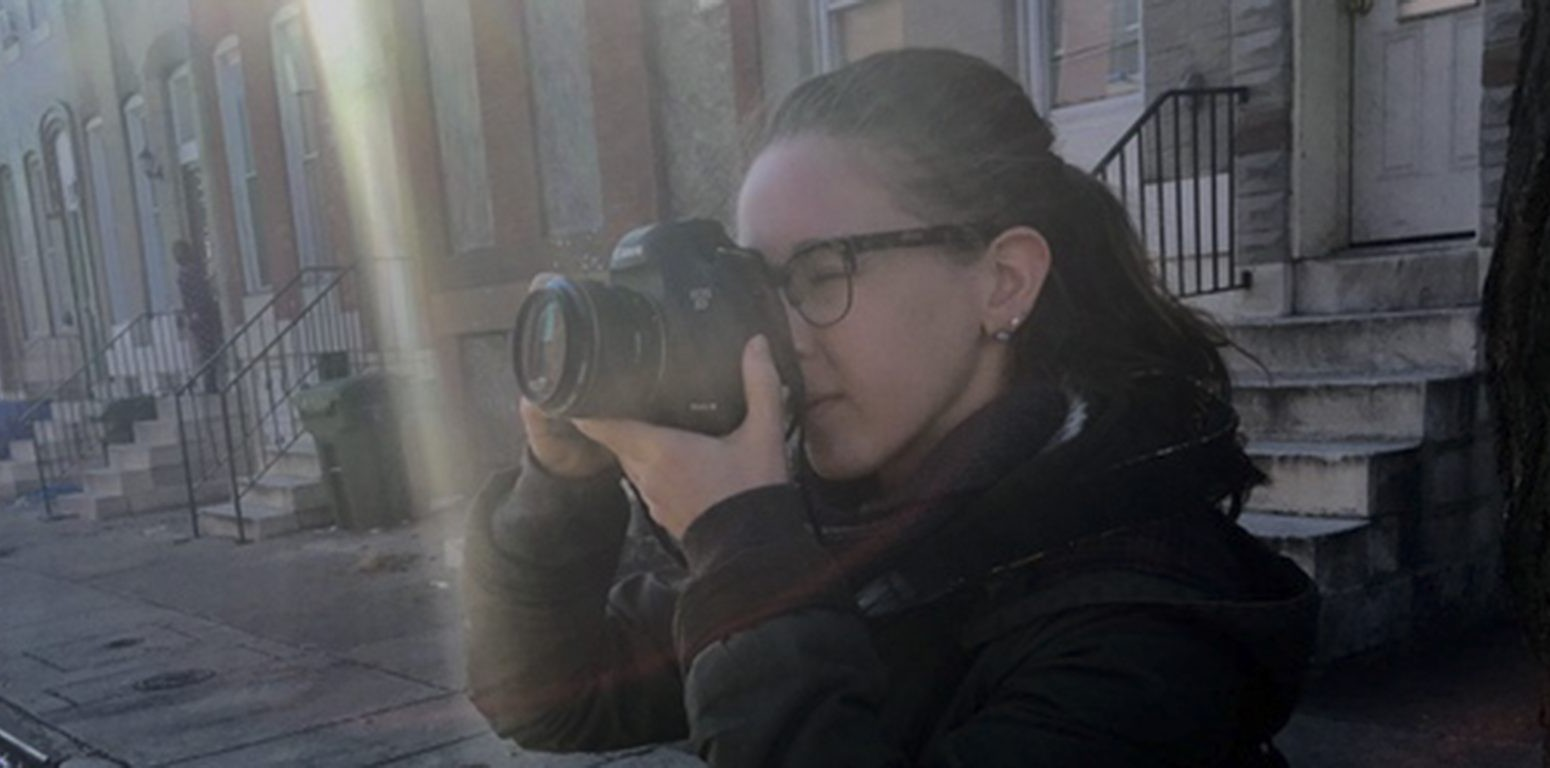 Amy Berbert '17, Visual Arts, remembers victims of violence through photography