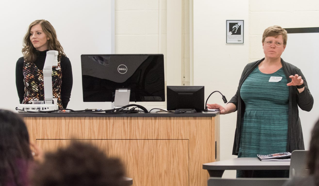 UMBC's Elect Her introduces students to electoral politics to boost gender parity in government