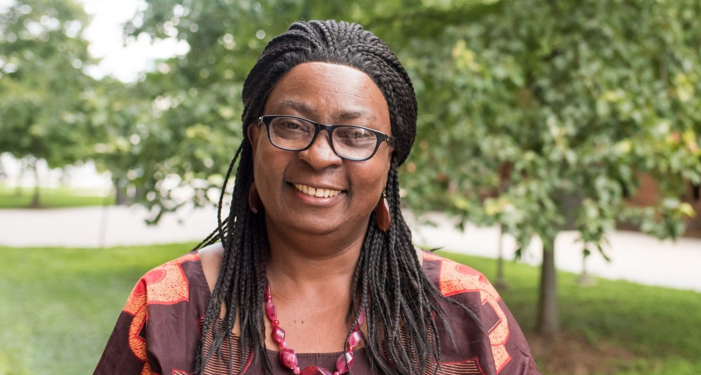 Gloria Chuku, AFST, receives international award for influential work in Africana Studies