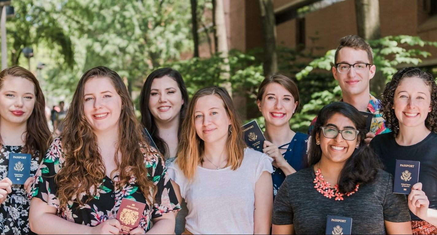 CAHSS grads ready to travel the world as Fulbright Scholars