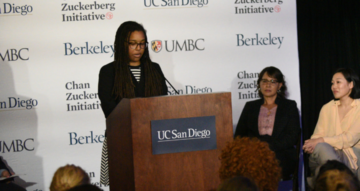 UMBC's Meyerhoff Scholars model heads to UC Berkeley and UCSD through a $6.9M investment from the Chan Zuckerberg Initiative